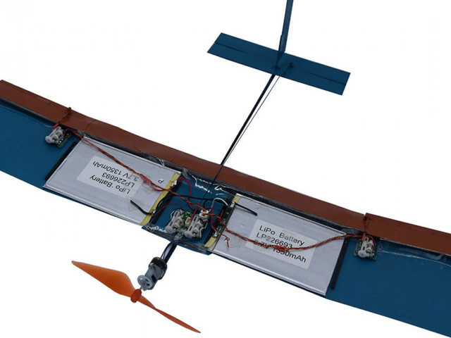 Bird-inspired wings could help small drones fly four times longer