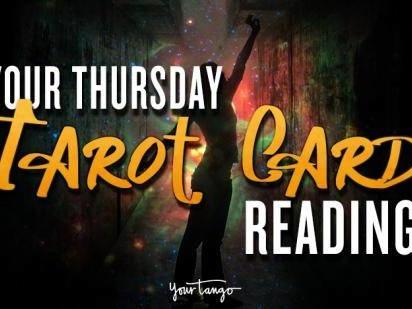 Today's Love Horoscopes + Tarot Card Readings For All Zodiac Signs On Thursday, December 12, 2019