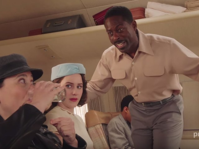 Sterling K. Brown Makes a Dashing Appearance in The Marvelous Mrs. Maisel Season 3 Trailer