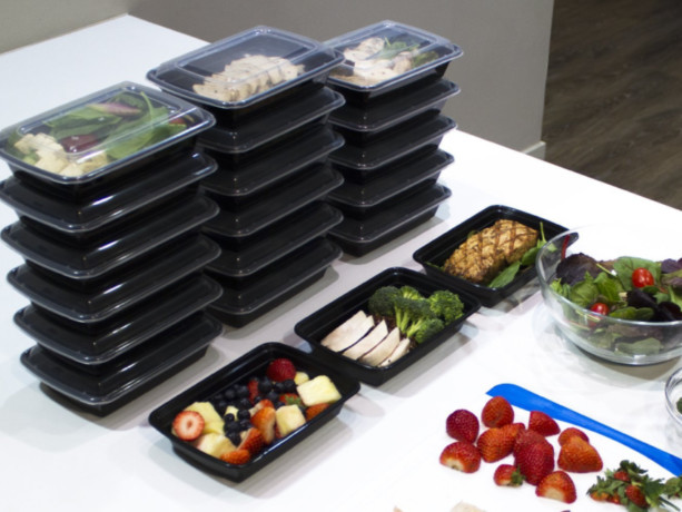 Amazon: Meal Prep Containers 20-Pack for Only $16.14 + FREE Shipping (REG $26)