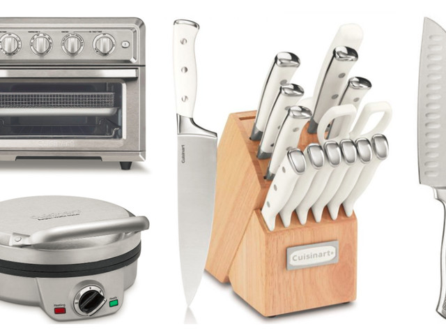 Up to 50% off Cuisinart + Extra 10% off + Free Shipping at $35+ Orders at Zulily