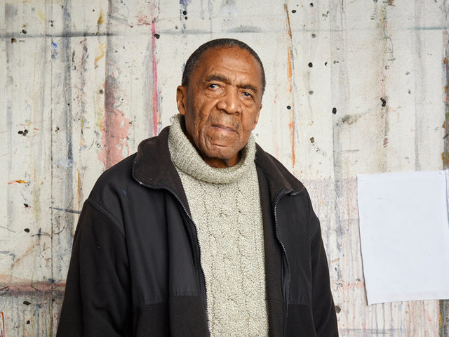 David Koloane, Whose Art Was a Weapon Against Apartheid, Dies at 81