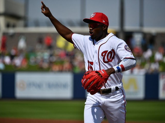 Nationals' Victor Robles heads MLB's 2019 rookie class