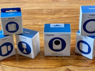 Review: Aqara Camera Hub G2H and Sensors Offer Easy Setup and Fast Response Times in Compact Designs
