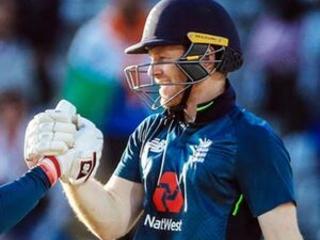 England coasts to ODI series win over India