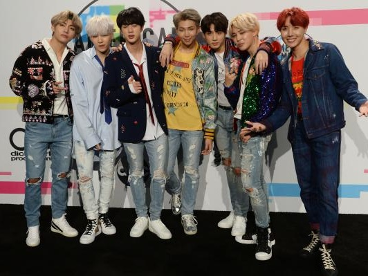 BTS rapper RM appears on new Fall Out Boy remix