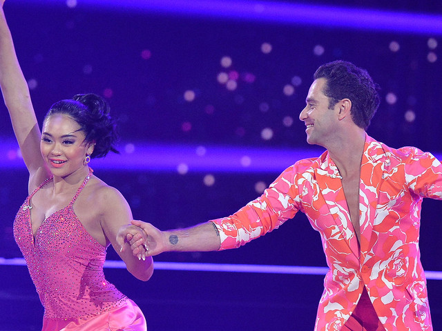 Olympic Gymnast Suni Lee Makes Her 'DWTS' Debut - Watch Her Dance Here!