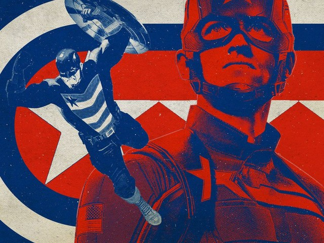 What John Walker's History Could Mean for 'The Falcon and the Winter Soldier'