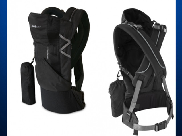 22,000 Baby Carriers Sold At Target Recalled Because Buckles Can Break