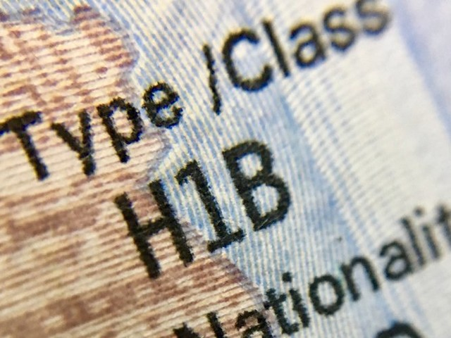 H-1B spouse work ban pushed forward by Homeland Security