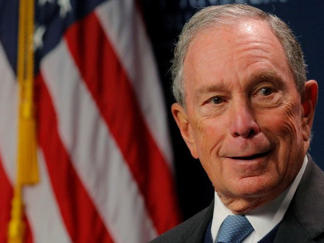 Bloomberg has reportedly spent $8 billion on Democratic politics and philanthropy over the years