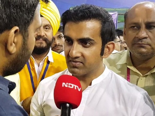 """Lotus Will Bloom In Delhi In 8 Months,"" Says Gautam Gambhir After Win"