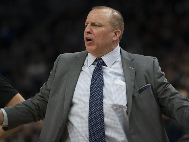 Timberwolves fire coach Tom Thibodeau