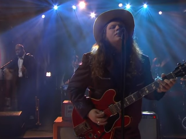 The Marcus King Band Performs On 'The Late Show With Stephen Colbert'