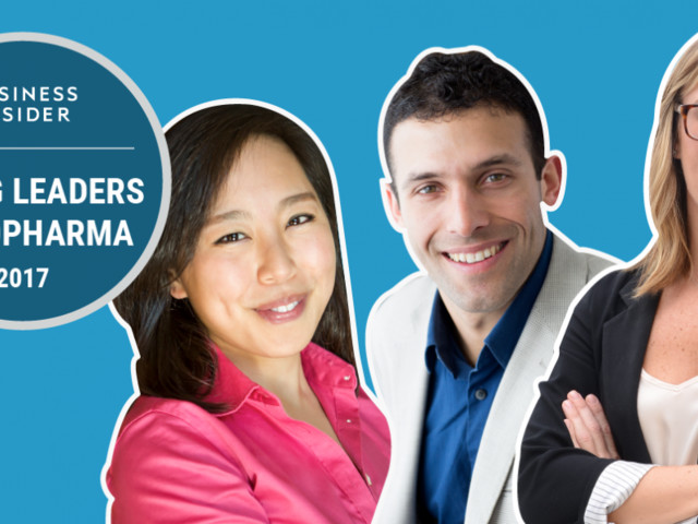 Meet the 30 biotech leaders under 40 who are searching for breakthrough treatments and shaping the future of medicine