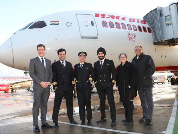 News: Air India adds Mumbai connection from Stansted