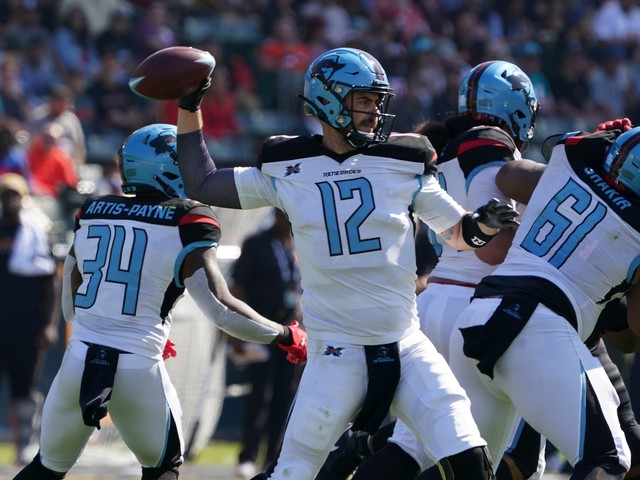XFL Week 2 winners and losers: As P.J. Walker and Cardale Jones thrive, other QBs struggle