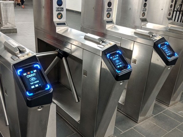 NYC Transit Finishes Deploying NFC Fare Collection