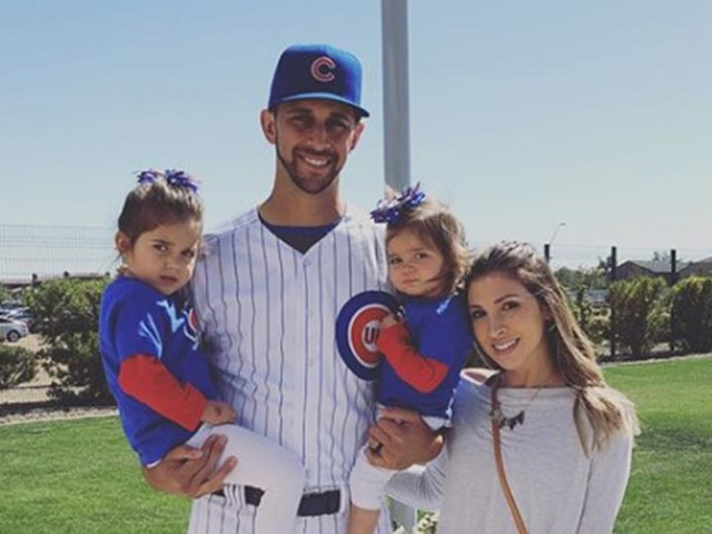 Cishek cherishes time with his two daughters