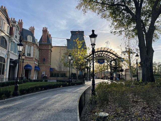 Diving into the Details Found in EPCOT's France Pavilion Expansion!
