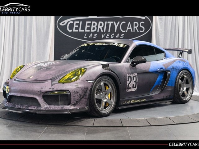 2016 Porsche Cayman GT4 -FULL CUSTOM $200K invested (car and upgrades)