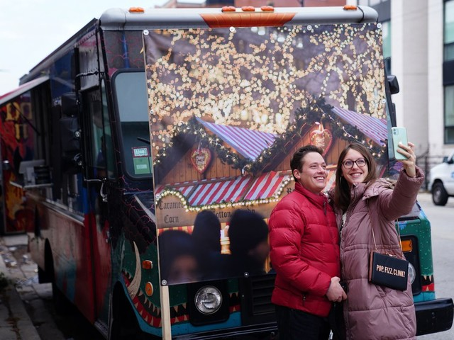 Local bar hosts Christkindlmarket-themed pop-up event, as the popular holiday market goes virtual