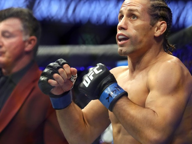 Urijah Faber teases another comeback, calls out ranked bantamweight