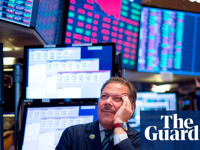 Dow Jones plunges 800 points as recession fears rattle markets