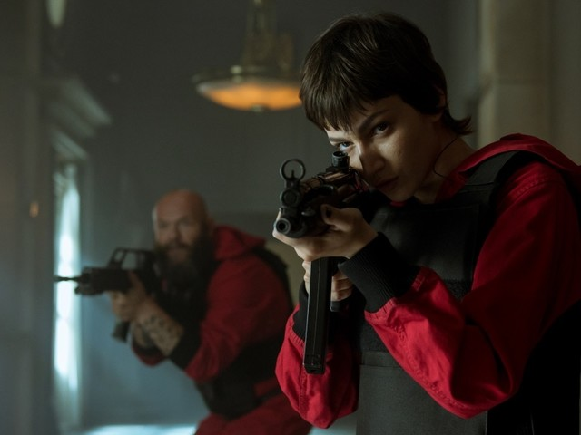 Money Heist, Extraction, The Departed, and More on Netflix in April