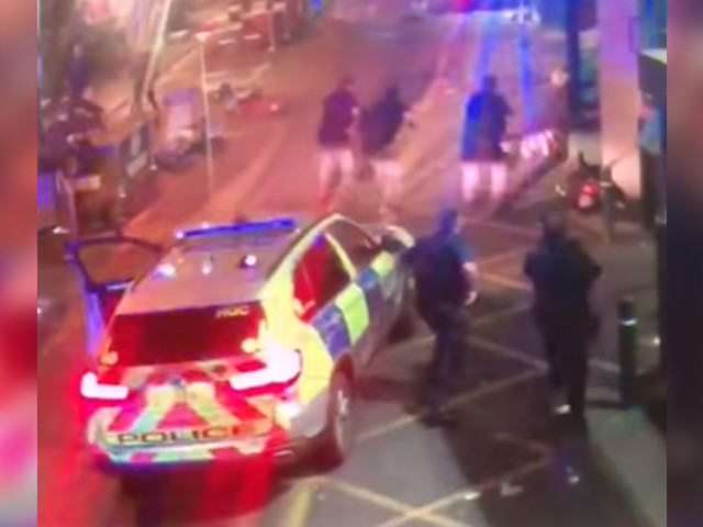 """Video Footage Emerges Of Moment London Terrorists Are """"Neutralized"""" By Police"""