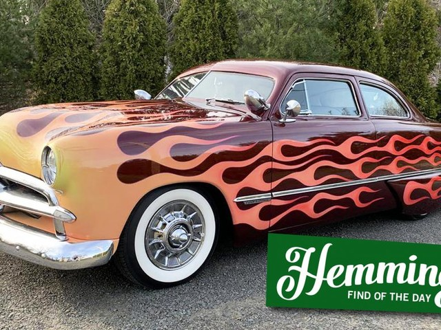 Hemmings Find of the Day: 1949 Ford Custom