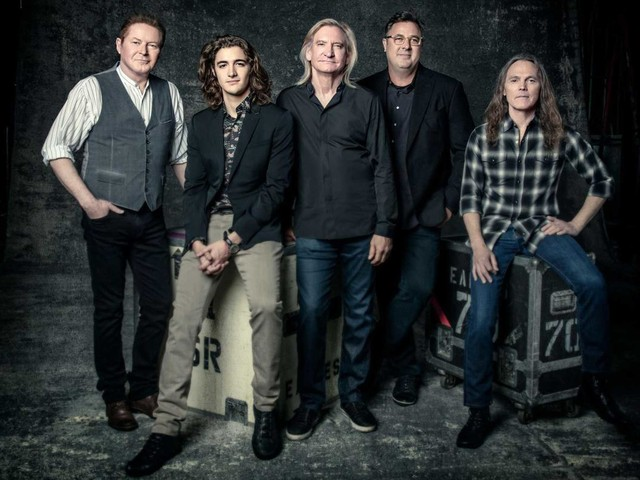 "Eagles bring ""Hotel California"" tour to Houston for two nights"