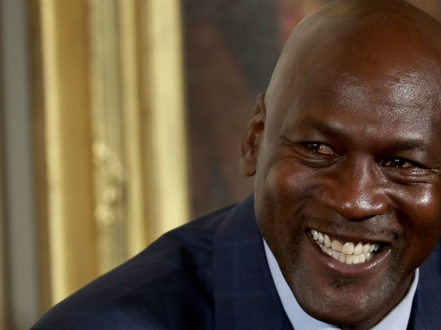 Michael Jordan Opens Health Care Clinic for Underinsured