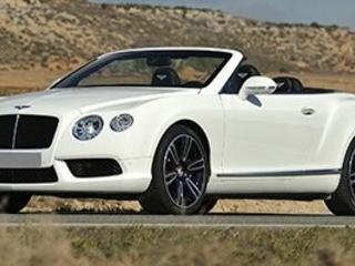 2013 Bentley Continental--GTC V8 Convertible