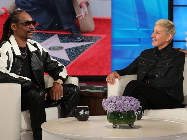 Snoop Dogg Teaches Ellen DeGeneres a New Word - Watch!