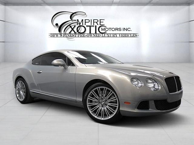2012 Bentley Continental--GT