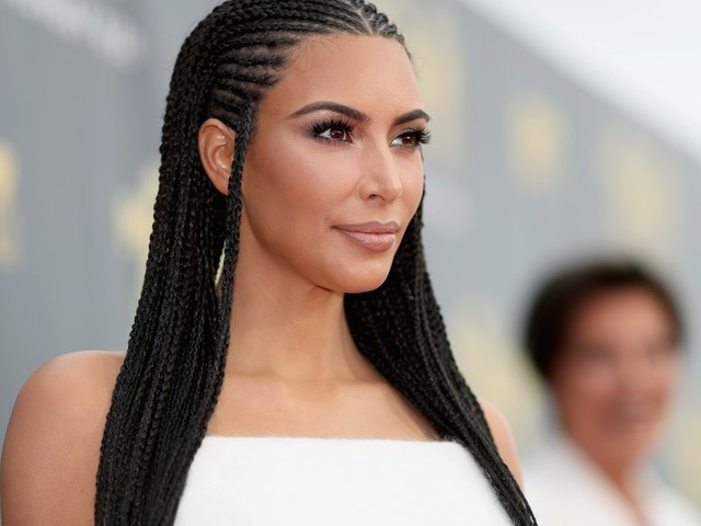 Tweets About Kim Kardashian's Braids At The MTV Movie Awards Hit On Cultural Appropriation