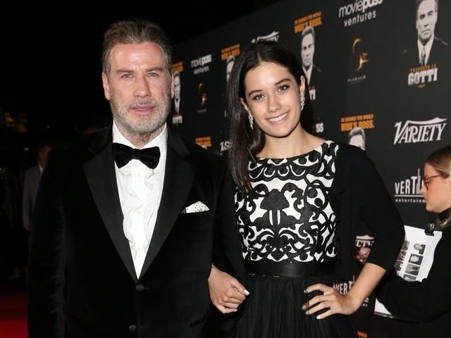 John Travolta's daughter Ella Bleu recalls how he embarrassed her in front of Taylor Lautner