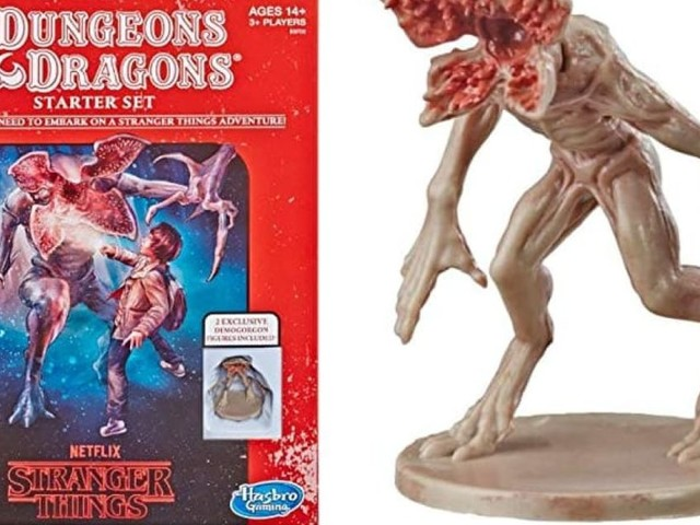 A 'Stranger Things' version of 'Dungeons and Dragons' arrives April 22nd