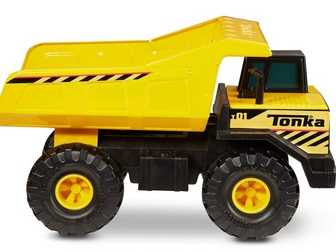 Tonka Classic Steel Mighty Dump Truck only $15.84!