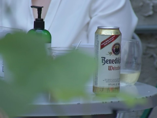 Pennsylvania outdoor dining, mixed drinks to-go in jeopardy