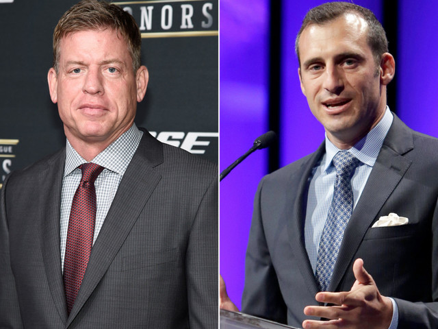 Troy Aikman shreds Doug Gottlieb over Andrew Luck criticism