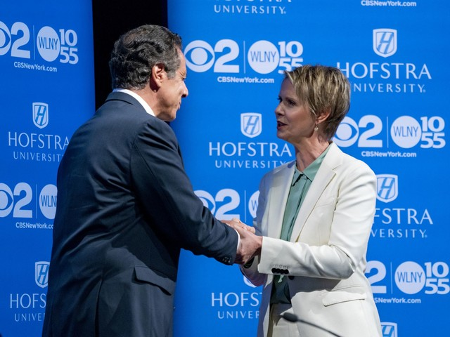 Andrew Cuomo defeats Cynthia Nixon in New York governor primary