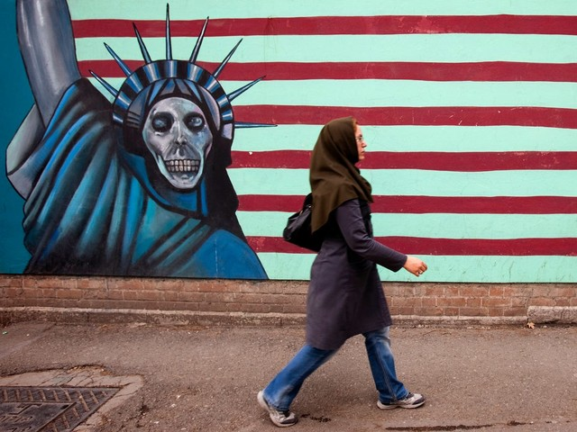 Why the US and Iran have been adversaries for 4 decades