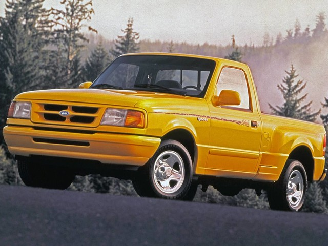 """Ford Could Revive the """"Splash"""" Name for an Electric Ranger or Maverick"""