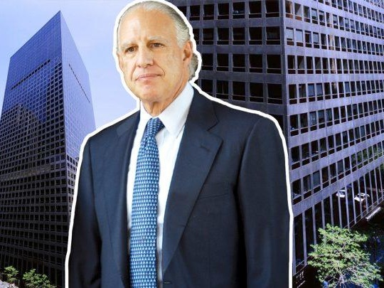 William Blair leaving 666 Fifth for Edward Minskoff tower on Sixth Ave