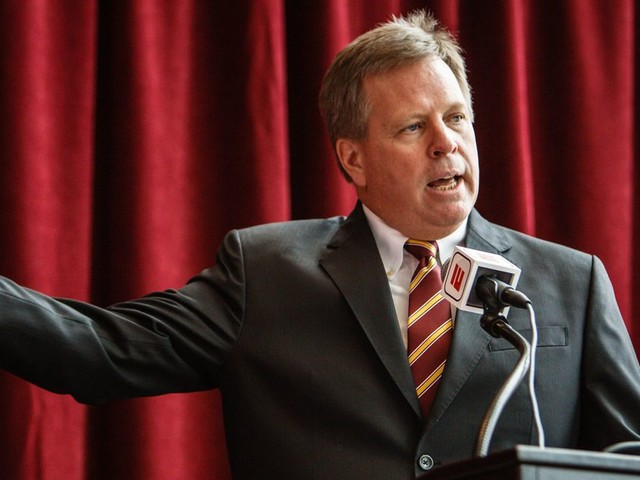 Weird years brought CMU and McElwain together. Now what?
