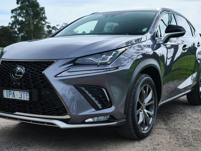 Driven: 2019 Lexus NX300 F Sport Is An Engaging Drive Crying Out For An Update