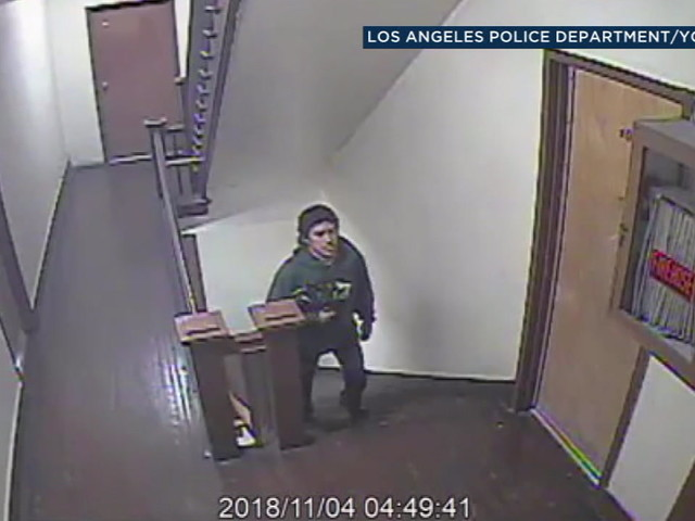 Wanted: Suspect who sexually assaulted woman in her Echo Park home as she slept