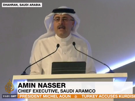 Saudi Arabia Launches Its Long-Awaited IPO Of Aramco